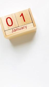 Calendrier du nouvel an