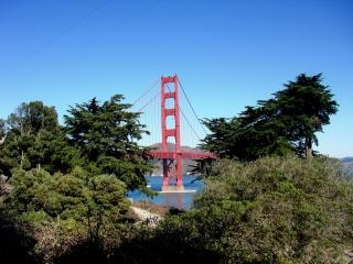 California, goldengate