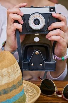 Caméra rétro