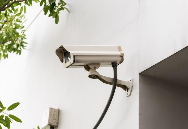 Caméra de sécurité ou cctv