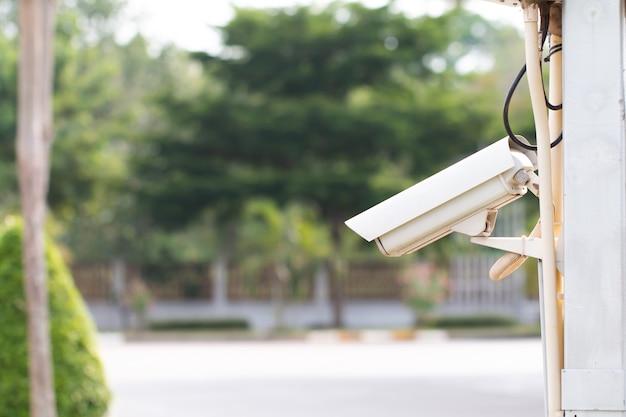 Caméra de télévision en circuit fermé pour la sécurité