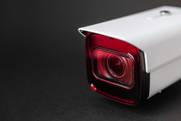 Caméra de vidéosurveillance. système de sécurité.