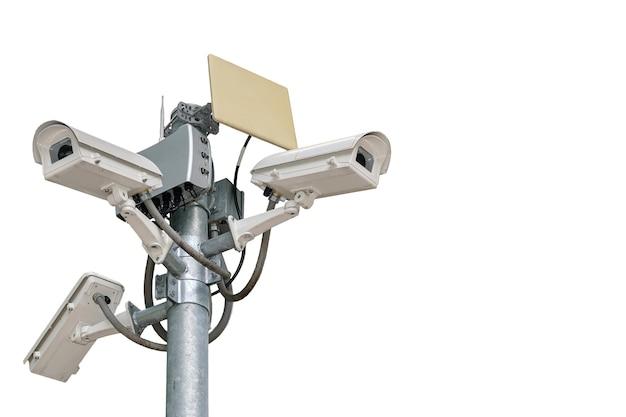 Caméras robustes pour enregistrer les accidents de la circulation ou les propriétés