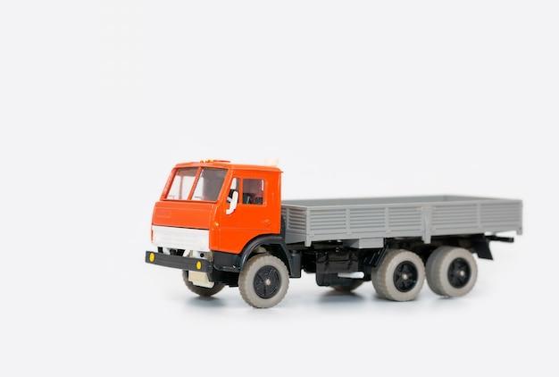 Camion De Fret Jouet Photo Premium