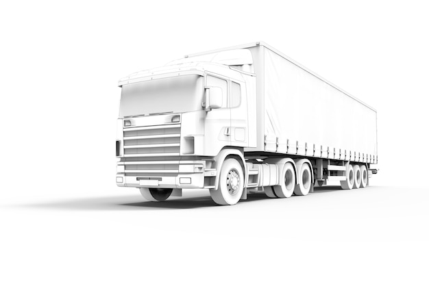 Camion toon
