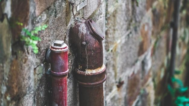 Canalisation d'eau industrielle