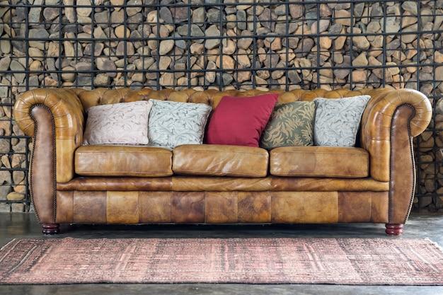 Canapé canapé fauteuil