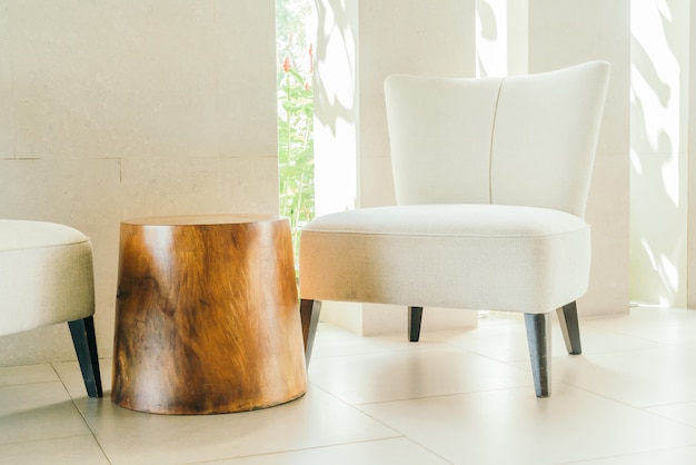 Canapé et chaise