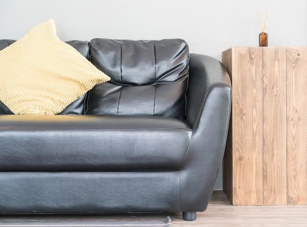 Canapé moderne décoration intérieure