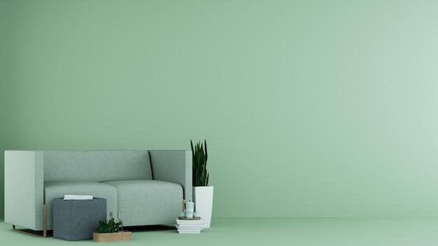 Canapé de salon moderne