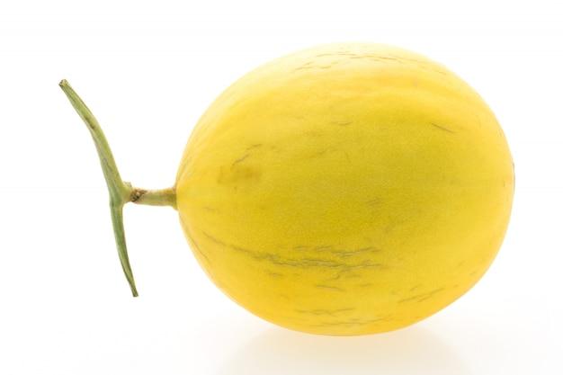 Cantaloup isolé