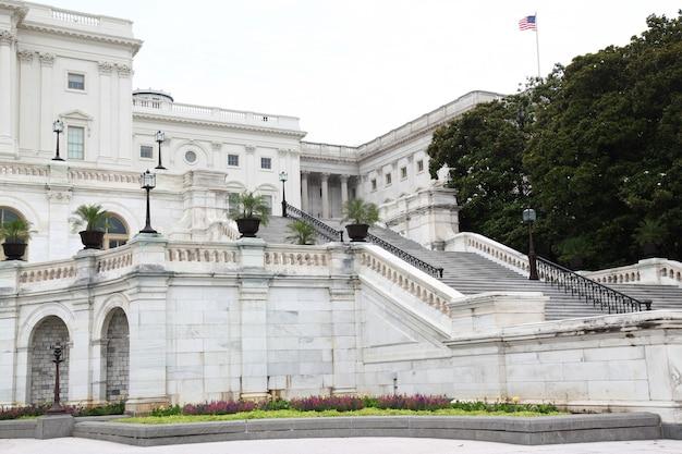 Capitole des états-unis à washington dc, états-unis. congrès des états-unis