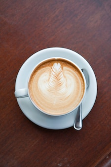 Cappuccino parfait
