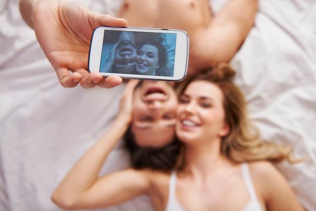 Capturer des souvenirs de couple amoureux