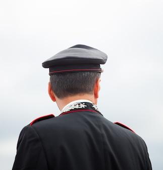 Carabiniere, policier italien