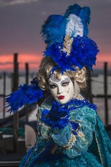 Carnaval de venise italie