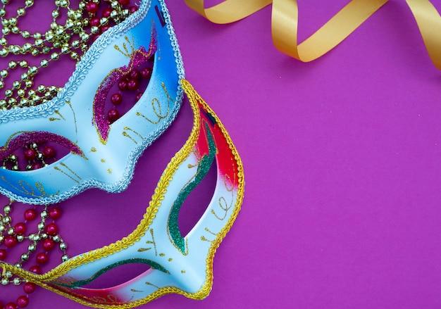 Carnavale vénitienne de mardi gras