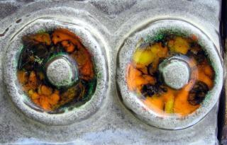 Carreaux de céramique, des fissures