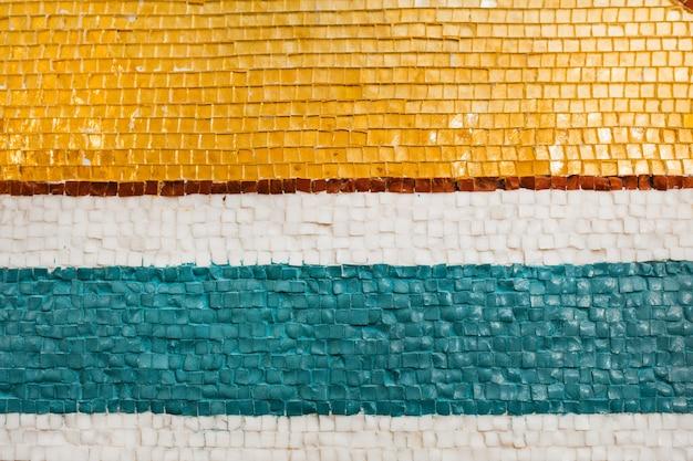 Carreaux de mur colorés, texture ou arrière-plan