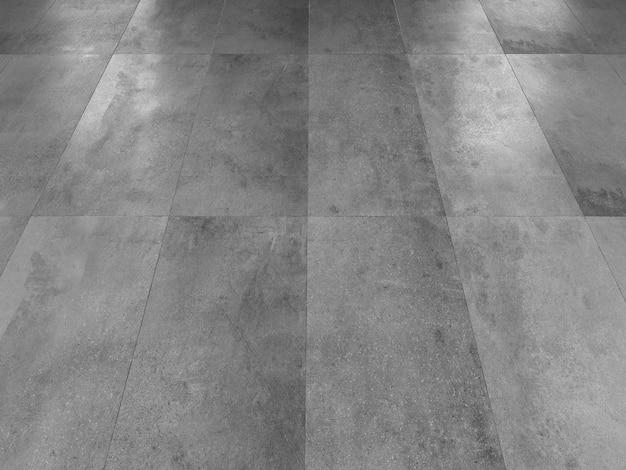 Carreaux de sol en béton carreaux de céramique propres