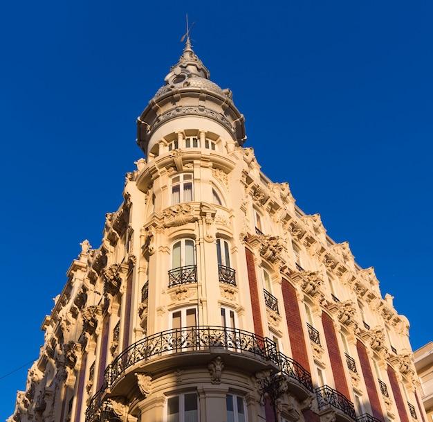 Cartagena gran hotel art noveau murcie espagne