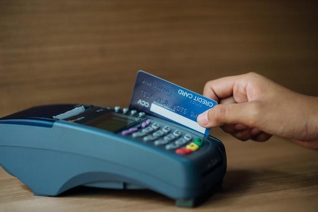 Carte de crédit, utilisation de la carte de crédit, paiement par carte de crédit