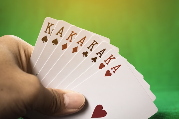 Carte de jeu.