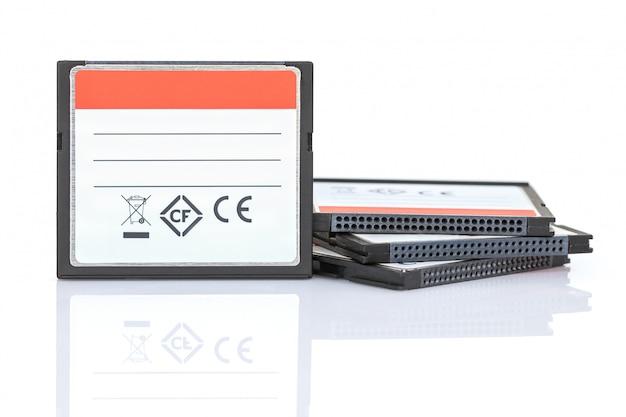 Carte mémoire compact flash