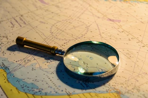 Carte de navigation