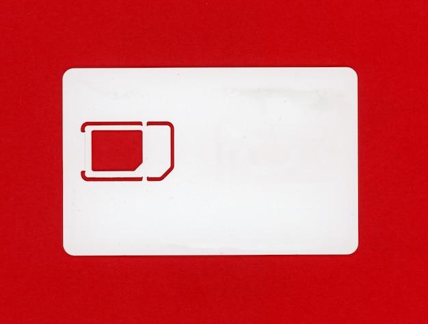 Carte sim trio (micro nano standard)