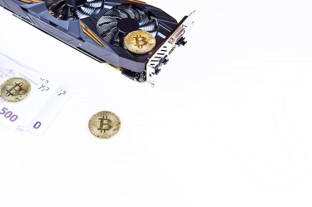 Carte vidéo et bitcoin