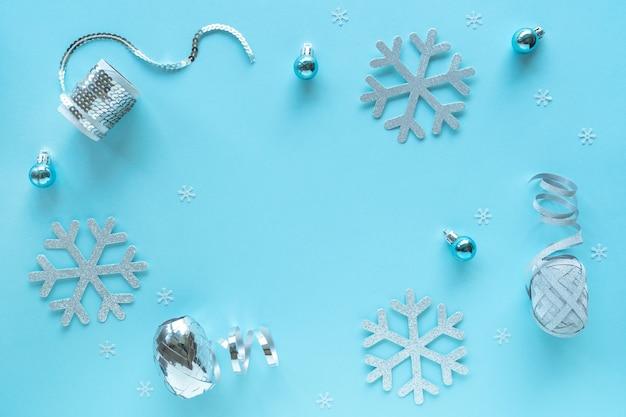Carte de voeux joyeux noël et bonnes fêtes, cadre, bannière, mise à plat. nouvel an. noël, noel