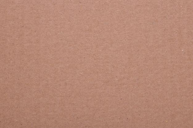 Carton de papier brun, carton, fond texturé