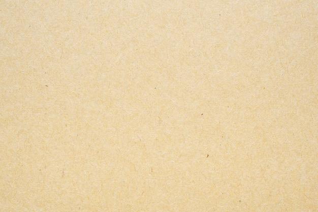 Carton de texture de feuille kraft recyclé en papier brun