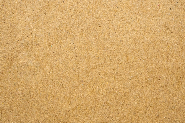 Carton de texture de feuille de papier kraft recyclé écologique marron