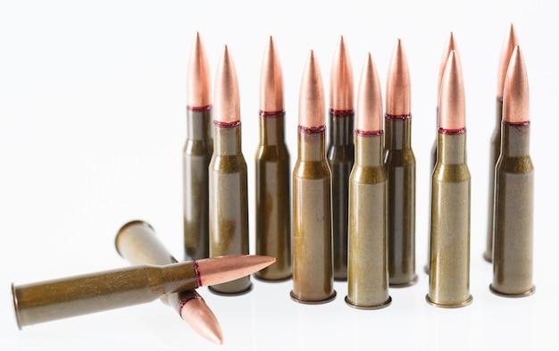 Cartouche militaire de 7,62 mm