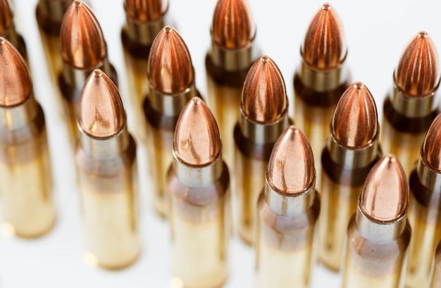 Cartouches de chasse de calibre. 308 victoires