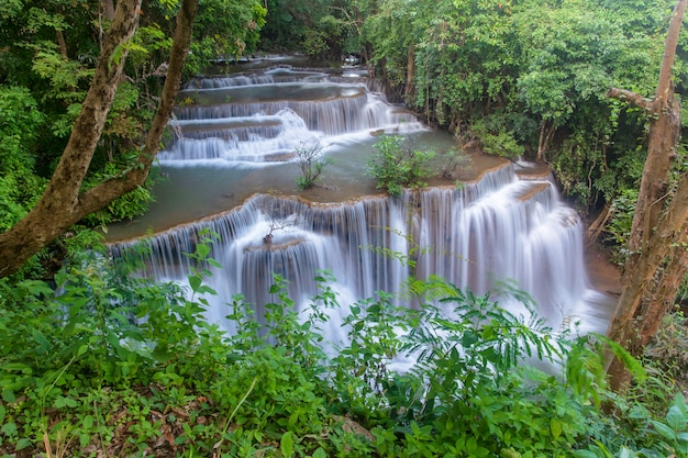 Cascade de huai mae khamin