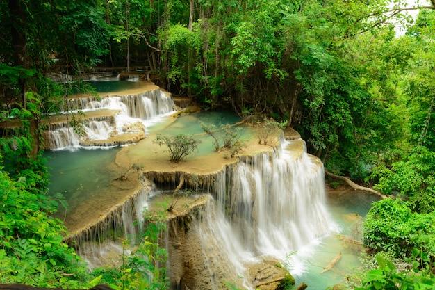Cascade de huay mae kamin