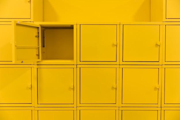 Casiers carrés