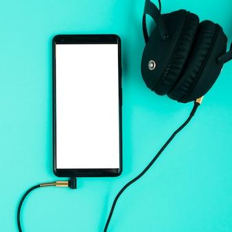 Casque et smartphone