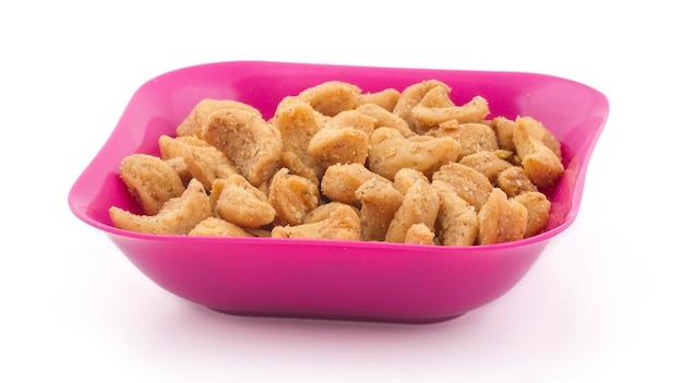 Casse-croûte de noix de cajou
