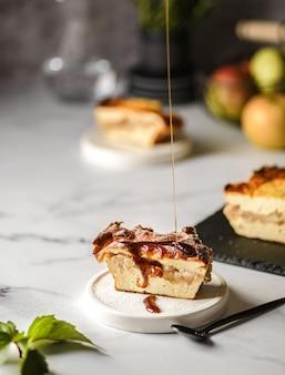 Casserole de fromage cottage