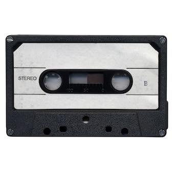 Cassette de bande isolée