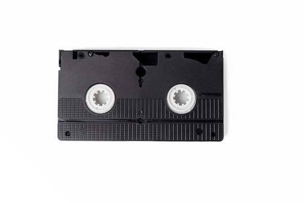 Cassette vidéo vhs