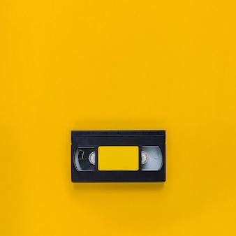 Cassette vidéo vintage
