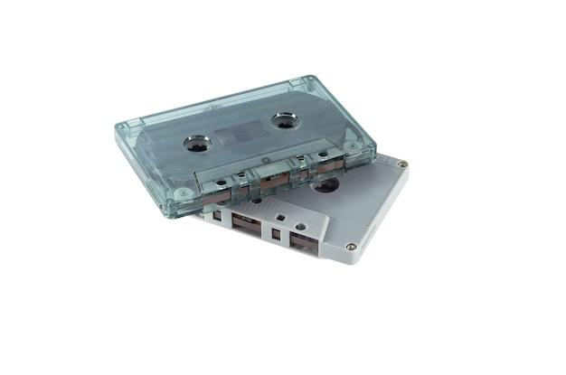 Cassette vintage isolée