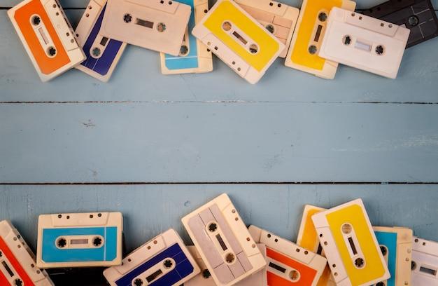 Cassettes rétro
