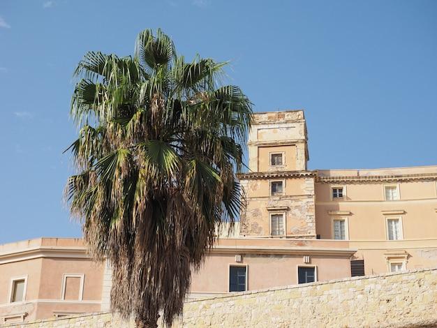 Casteddu (qui signifie quartier du château) à cagliari