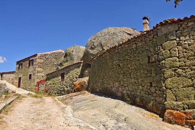 Castelo bom, district de guarda, portugal